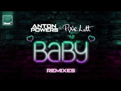 Anton Powers & Pixie Lott - Baby (Robbie G Radio Edit)