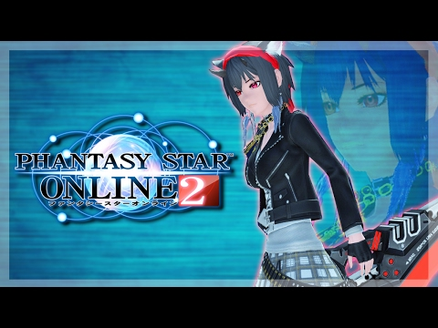 Phantasy Star Online 2 | Impressions | Should You Play? 2017