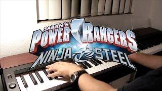 Power Rangers Ninja Steel - Opening Theme (piano cover)