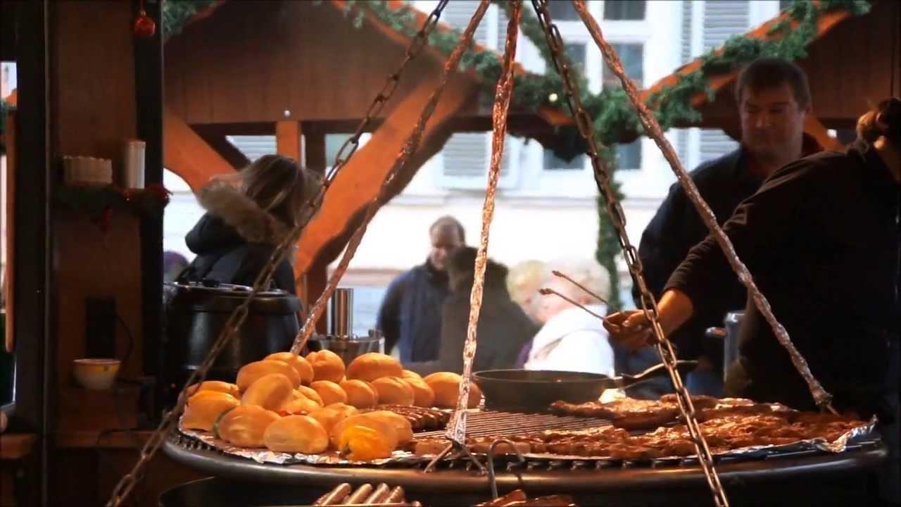 Heidelberg Christmas Market 2010 - 3 min - YouTube