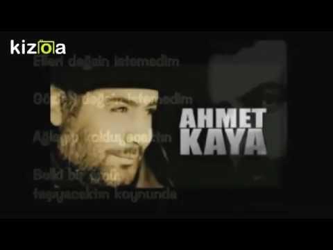 Ahmet Kaya Ben Gönlümü Sana Verdim 2017