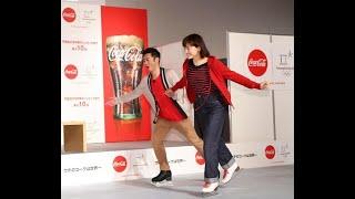 女優の綾瀬はるか(32)と2010年バンクーバー五輪フィギュアスケ...