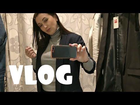 VLOG: Покупки одежды в магазине ZOLLA/Болтовня с Сашей в машине