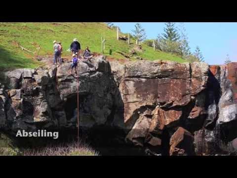 Norfolk Island Survivor Camp 2015