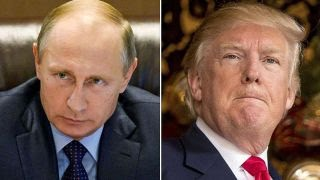 President Trump's meeting with Russia President Putin