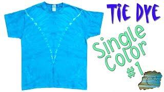 Tie Dye: Single Color Dye #1 [Liquid Dye]