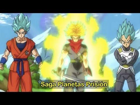 ¡COMPLETAMENTE OFICIAL! Nuevo anime de DRAGON BALL | Saga de los Planeta Prisión
