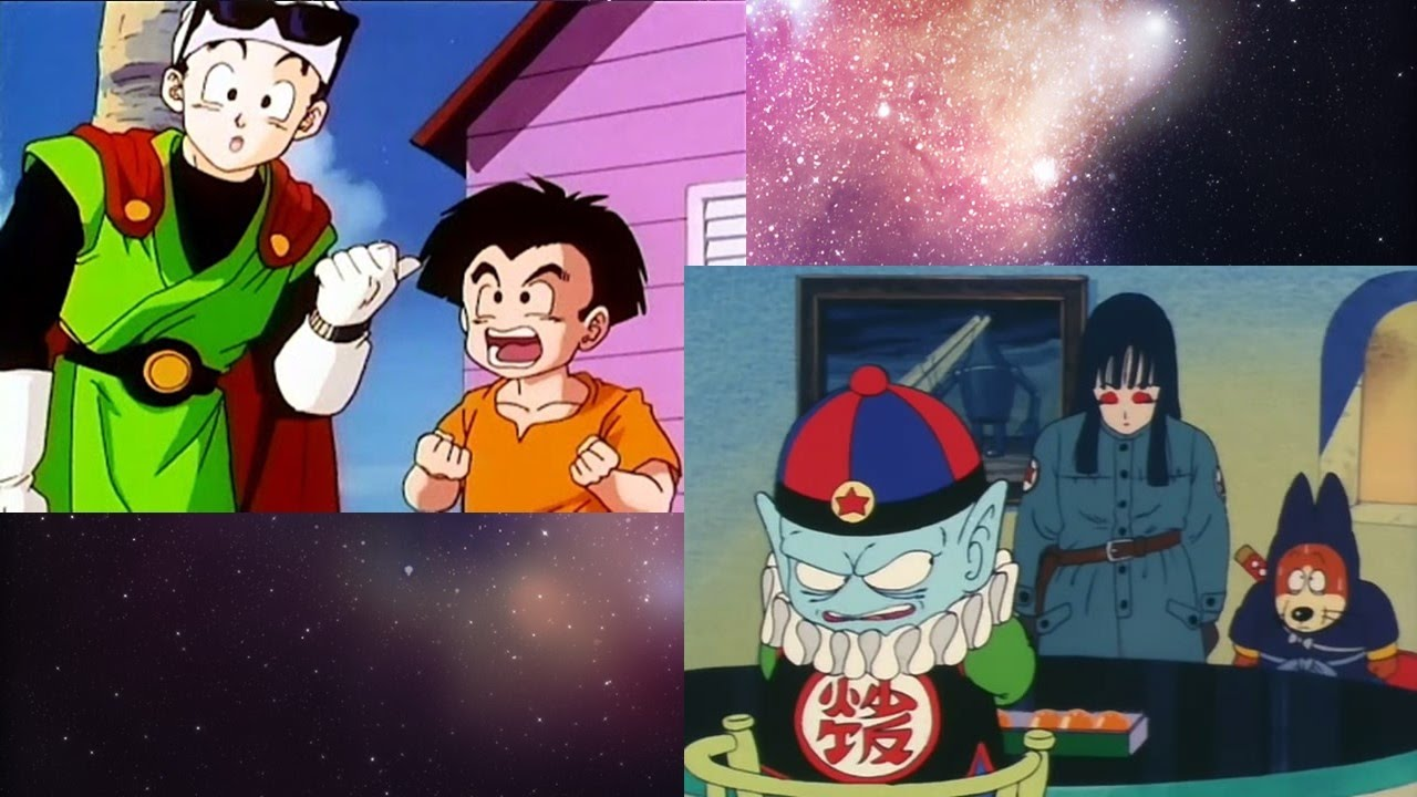 10 Momentos en que Dragon Ball rompio la cuarta pared - YouTube