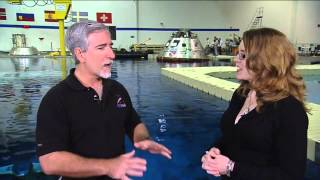 ISS Update: Orion Recovery and Rescue Lead Tom Walker