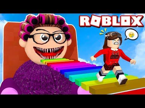 Robloxเมอกระตายยกษจะกนฉนชวยฉนดวย Escape Roblox ช วยด วยคร บผมตกหล มร กห วหน าห อง ตอน 29 N N B Club พ น ย Roblox The Series Youtube