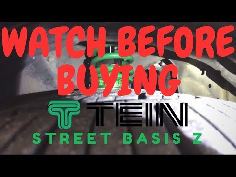 Tein Street Basis Z Coilover Review