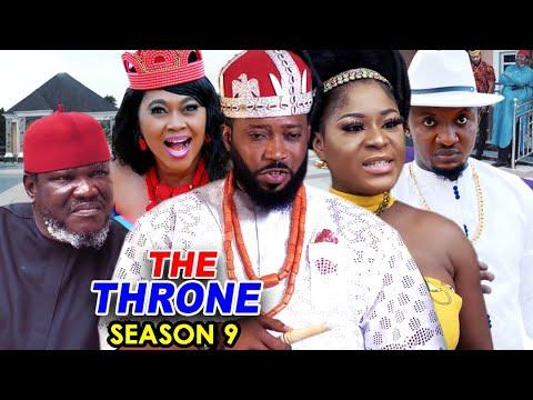Download THE THRONE SEASON 9 - (New Movie) Fredrick Leonard 2020 Latest Nigerian Nollywood Movie