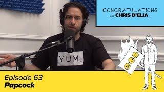 Download Video Congratulations Podcast w/ Chris D'Elia   EP63 - Papcock MP3 3GP MP4