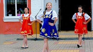 Ой, Вася   Василёк, Коля - Колокольчик  (русский народный танец)