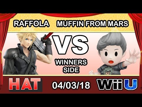 HAT 16 - Raffola (Cloud) Vs. Muffin from Mars (Lucas) Winners Side - Smash 4