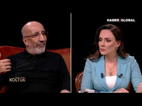 Abdurrahman Dilipak Buket Aydın'la Koltuk'ta Soruları Yanıtlıyor (TEK PARÇA)