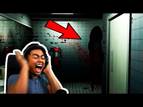 GHOST CAUGHT IN BATHROOM!   Sophie's Curse
