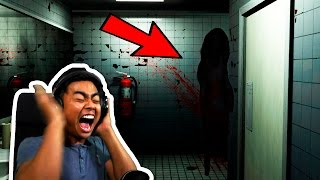 GHOST CAUGHT IN BATHROOM! | Sophie