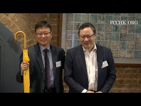 Benny Tai And Kenneth Chan: Hong Kong's Freedoms Under Threat?