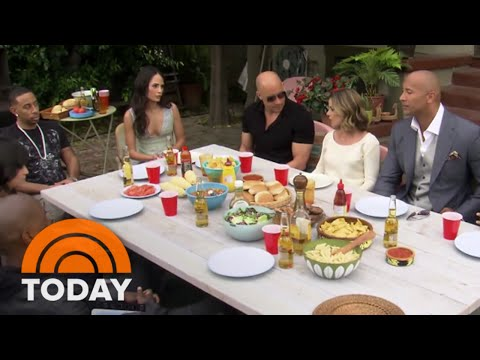 Vin Diesel: It's Our Job To Leave A Legacy | TODAY