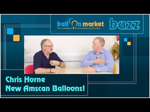 Chris Horne reveals a new balloon! - Balloon Market Buzz 3