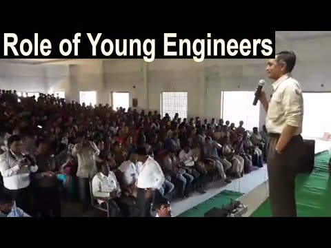 Dr.Jayaprakash Narayan Speech for Engineering students #Role of young engineers
