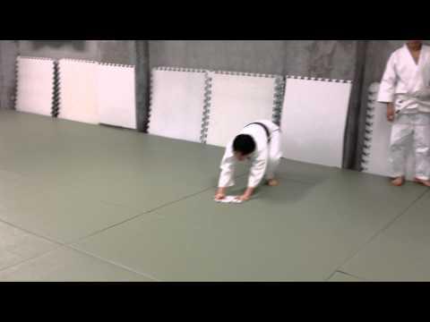 learning soji - learning to zoukin the dojo mats
