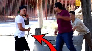 "10 Brutal ""Gone Wrong"" Funny Pranks Compilation!"