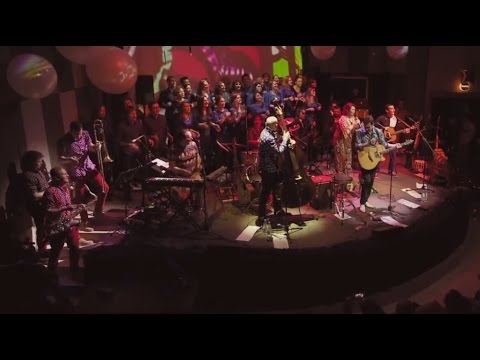 "Браво и Sunny Side Singers ""Stand By Me"" (акустика)"