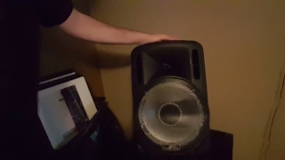 beFree model BFs-4435 wireless battery powered speaker review 2/4