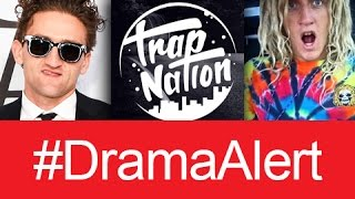 Trap Nation Possible TERMINATION #DramaAlert Casey Neistat - Joogsquad, Tanner Braungardt - Vitaly