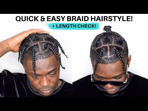 men's-braid-hairstyle-for-black-hair!-|-quick-&-easy-for-lazy-days!