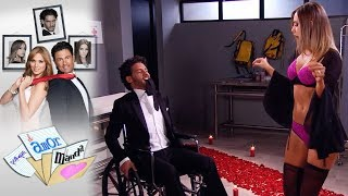 Resumen: ¡Patricia y Rogelio viven su noche de bodas! | Porque el amor manda - Televisa