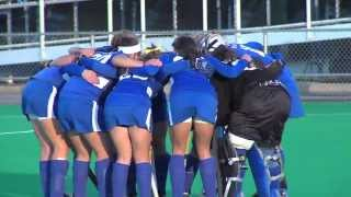 2013 #CAAChamps Field Hockey Semifinals:  #1 Delaware 4, #4 William & Mary 2