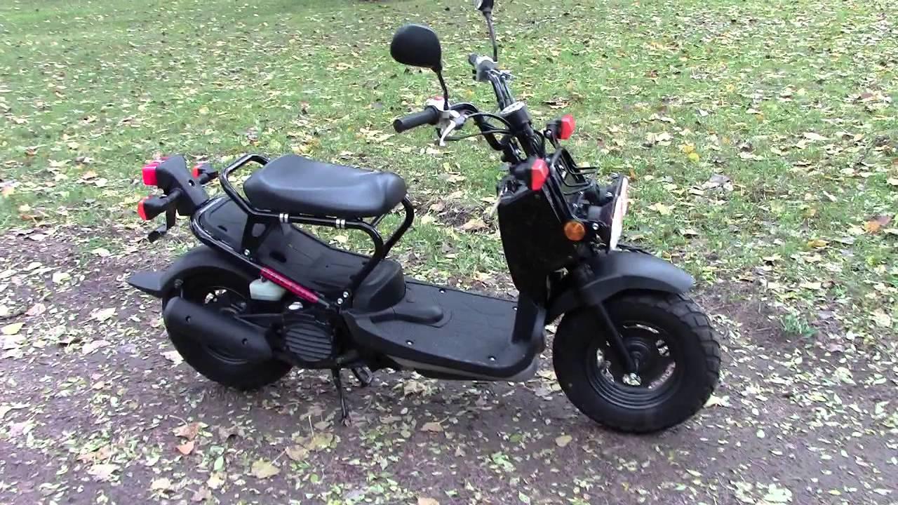 """2003 Honda Ruckus (NPS50) 50cc """"C&C Sports, Brighton MI ..."""