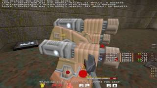 Quake Team Fortress (QWTF) - Toffs vs. shi III, pt. 2