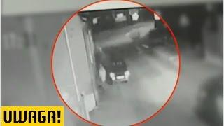 Kamery zarejestrowały porwanie dziecka! Kim są porywacze? (Uwaga! TVN)