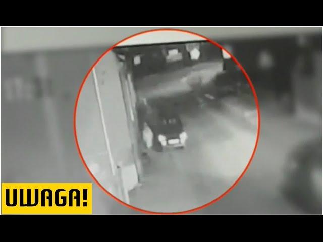 Kamery zarejestrowa?y porwanie dziecka! Kim s? porywacze? (Uwaga! TVN)