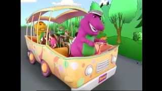 Watch Barney Lets Go On An Adventure video