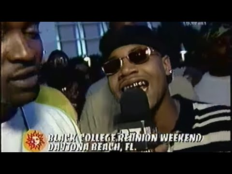 Juvenile Hosting  Hit List From The 1999 Black College Reunion