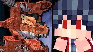 АНИМАТРОНИКИ АТАКУЮТ  ПЯТЬ НОЧЕЙ С ФРЕДДИ 2 аниматроник фнаф в Майнкрафт Minecraft FNAF 5