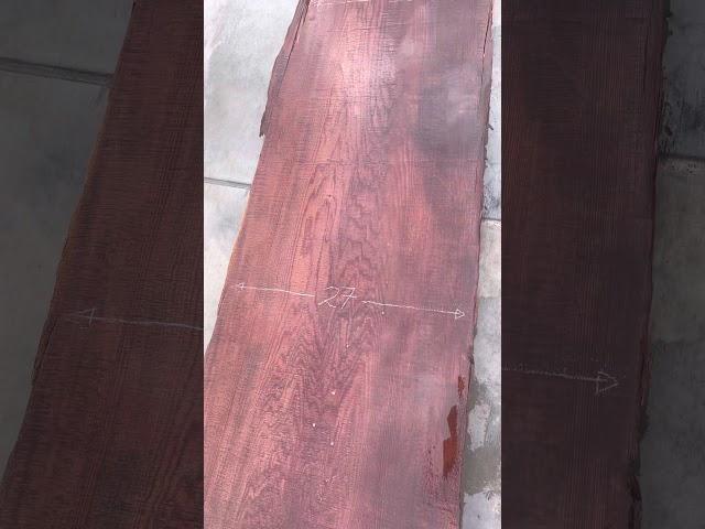 Old Growth Redwood Slab #16