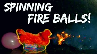 Chicken And Egg Firework!!! - Slow Mo Lab