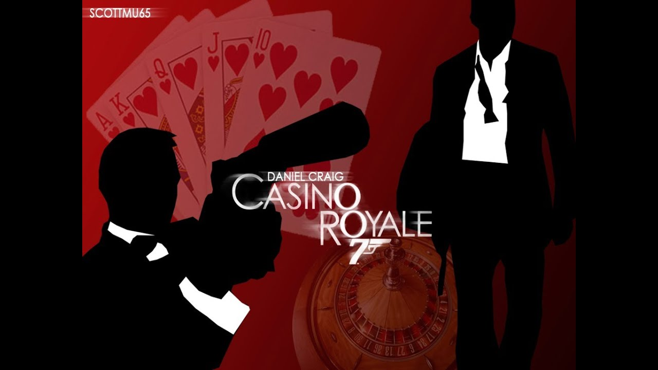 James bond casino royal theme song playland casino