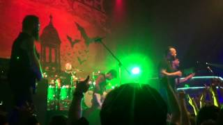 Killswitch Engage - You Don't Bleed For Me + Always (live in Minsk - 03.03.14)