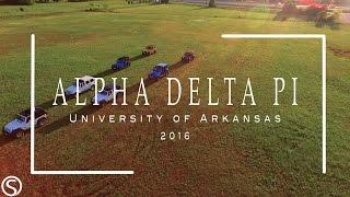 University of Arkansas Alpha Delta Pi