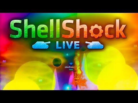 LEVEL 100s Don't Scare Us! - ShellShock Live!