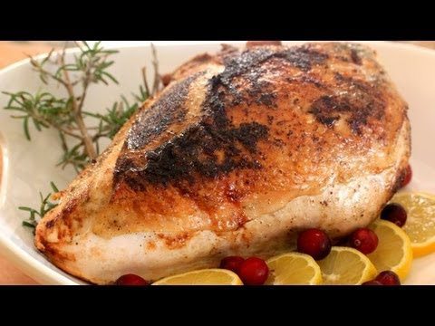 How To Make A Roasted Turkey Breast Healthy Holiday