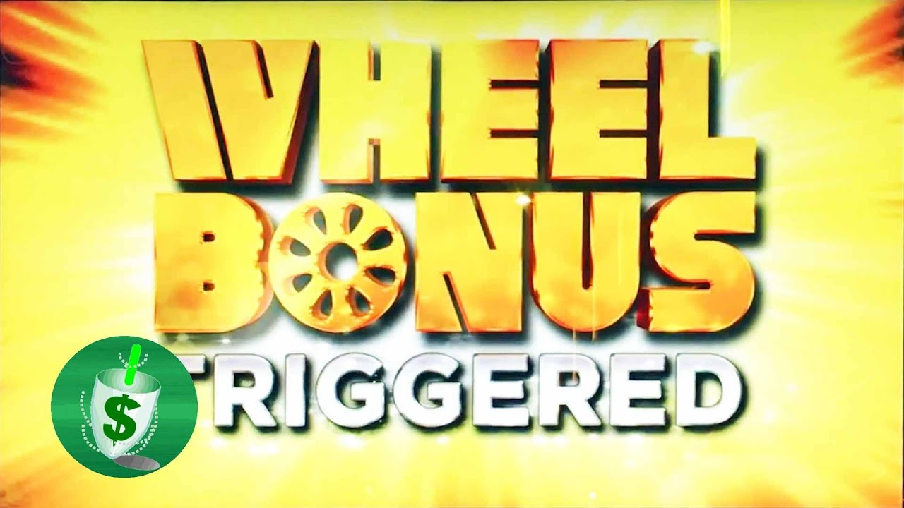 Wheel of Fortune New Orleans slot machine, 2 DBG sessions