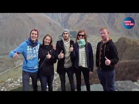 European Youth Week – Michael Ward, Ireland